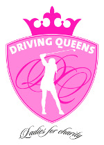 driving queens golfcharity turnier
